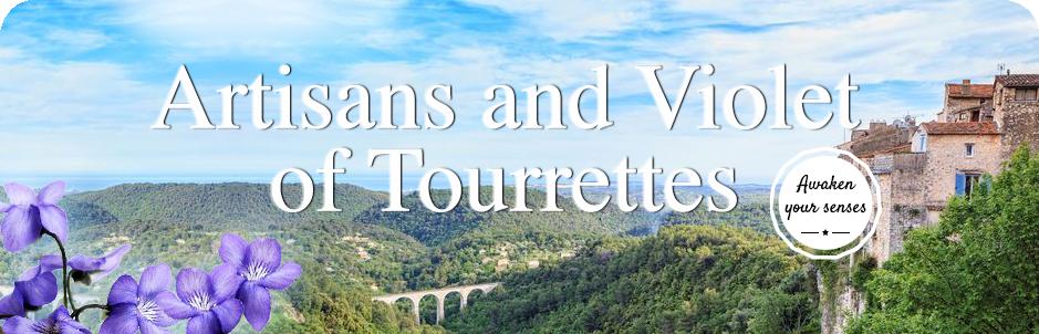 Artisans et Violettes de Tourrettes